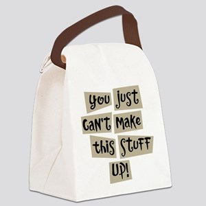 Stuff Up! - Canvas Lunch Bag