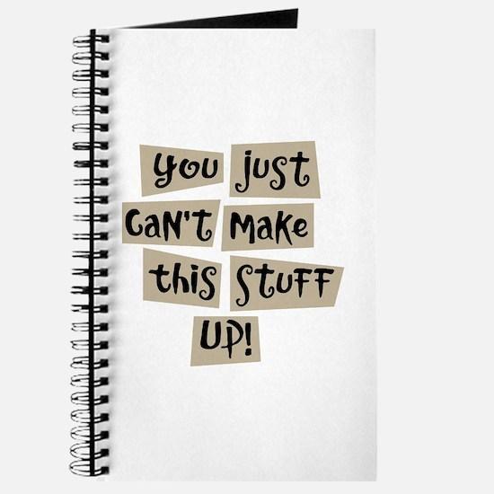Stuff Up! - Journal