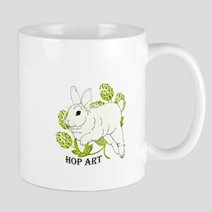 Hop Art Mugs