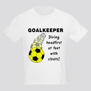 Soccer Goalkeeper Kids T-Shirt