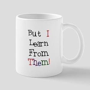 Autism Awareness Teach/Learn Mug