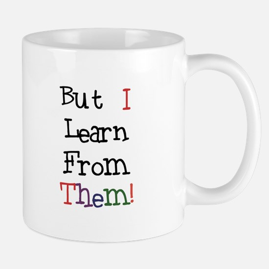Autism Awareness Teach/Learn Mug