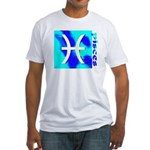 Pisces Fitted T-shirt (Made in the USA)