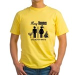 Go Both Ways Yellow T-Shirt