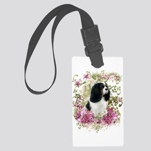 Cavalier Tri Luggage Tag