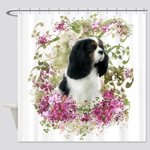 Cavalier Tri Shower Curtain
