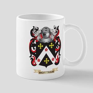Mottram Coat of Arms - Family Crest Mugs