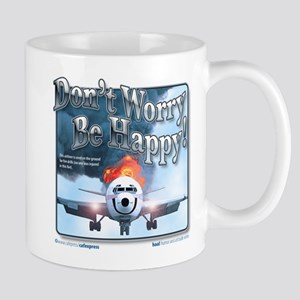 """Be Happy!"" Mug"