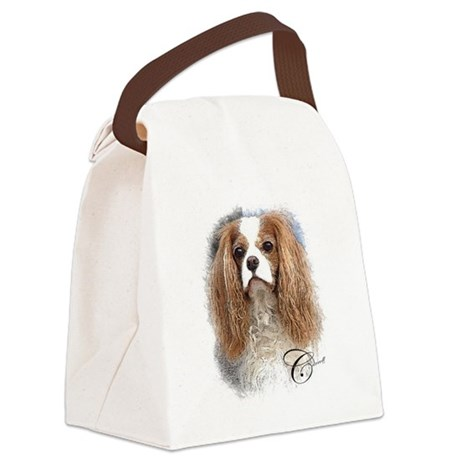 Blenheim Cavalier Canvas Lunch Bag