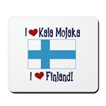 Finland and Kala Mojaka Mousepad