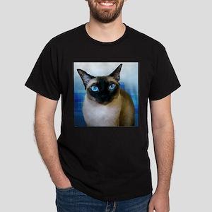 Siamese Blue Dark T-Shirt