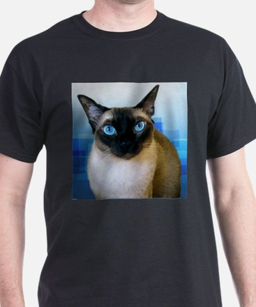 Siamese Blue T-Shirt