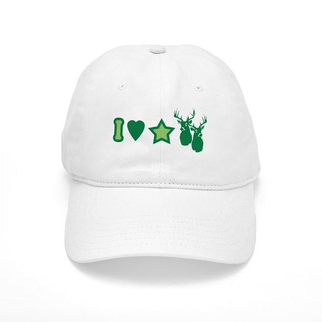 I Love Starbucks Baseball Cap By Redpilldesigns