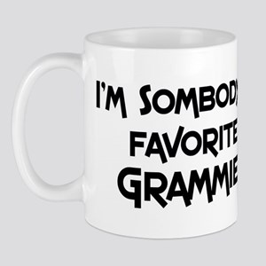 Favorite Grammie Mug