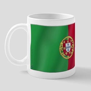 Pure Flag of Portugal Mug