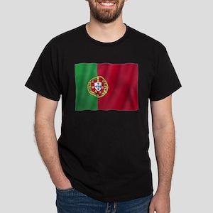 Pure Flag of Portugal Dark T-Shirt