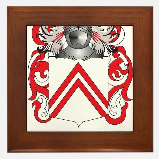 Moyer Coat of Arms - Family Crest Framed Tile