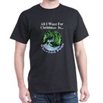 Christmas Peas Dark T-Shirt