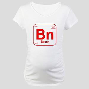 Bacon (Bn) Maternity T-Shirt
