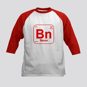 Bacon (Bn) Kids Baseball Jersey