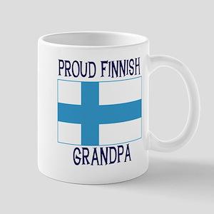 Proud Finnish Grandpa Mug