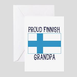 Sisu greeting cards cafepress proud finnish grandpa greeting cards pk of 10 m4hsunfo