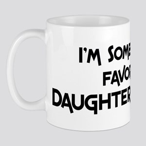 Favorite Daughter In Law Mug