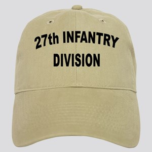 27TH INFANTRY DIVISION Cap