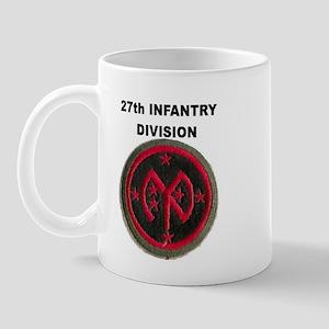 27TH INFANTRY DIVISION Mug