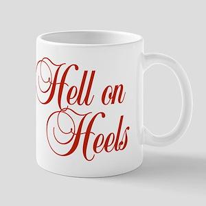 Hell on Heels Mugs