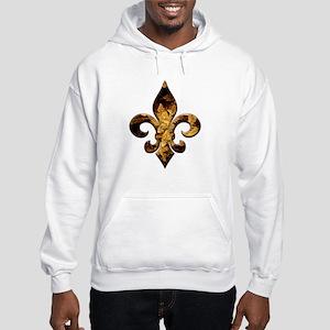 Fleur Vintage Fleur Hooded Sweatshirt