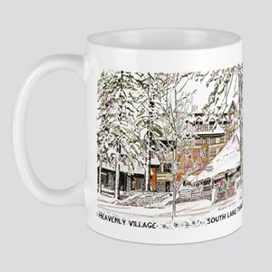 Heavenly Village~south Lake Tahoe Mugs
