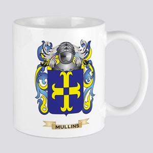 Mullins Coat of Arms - Family Crest Mugs