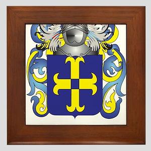 Mullins Coat of Arms - Family Crest Framed Tile