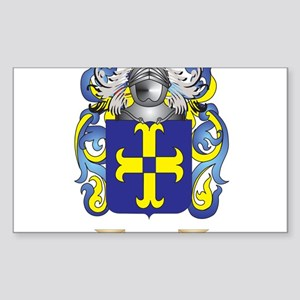 Mullins Coat of Arms - Family Crest Sticker