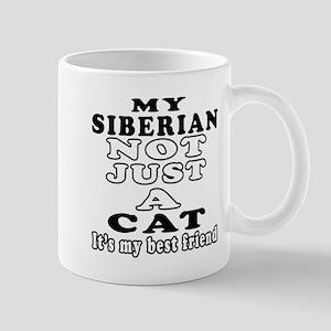 Siberian Cat Designs Mug