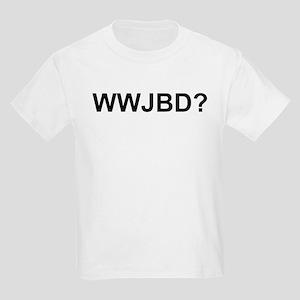 WWJBD Kids Light T-Shirt