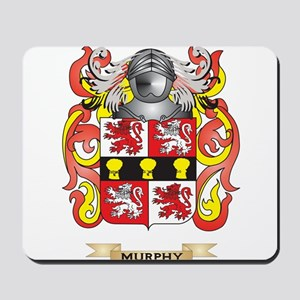 Murphy Coat of Arms - Family Crest Mousepad