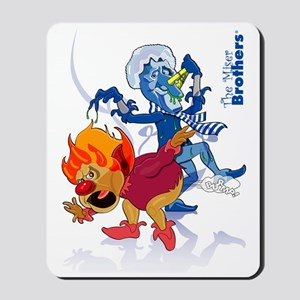 The Miser Brothers Mousepad