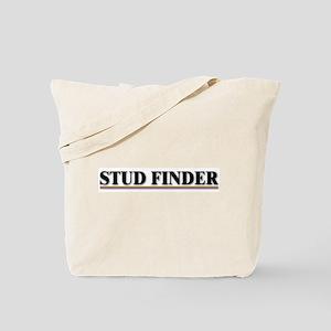 Stud Finder - Gay Tote Bag