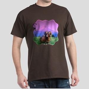 Big Horn Mount McLoughlin Dark T-Shirt