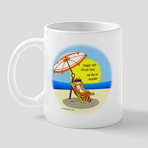 Hangin' with the Pet Sitter Mug