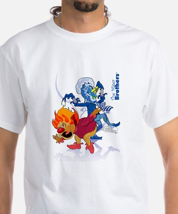 The Miser Brothers White T-Shirt