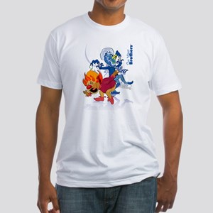 The Miser Brothers Fitted T-Shirt