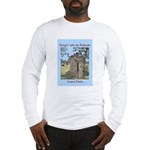 Hanging With the Rednecks  Long Sleeve T-Shirt