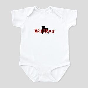 OE Bulldog Type Infant Bodysuit