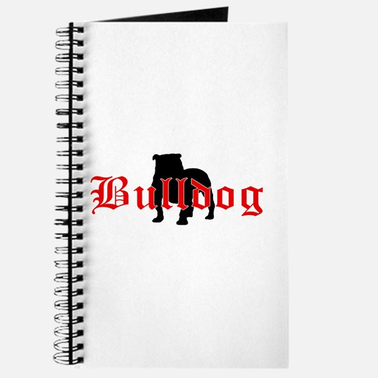OE Bulldog Type Journal