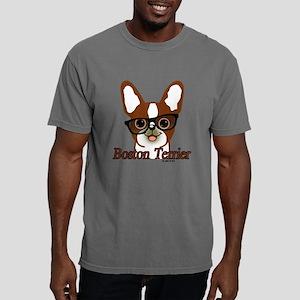 Boston Terrier Mens Comfort Colors Shirt