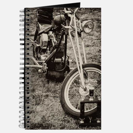 Cute Vintage cycling Journal
