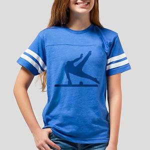Pommel Horse Youth Football Shirt
